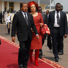 Biya et Madame:Camer.be