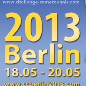 Allemagne/Challenge camerounais 2013: 10.000 visiteurs en route pour Berlin