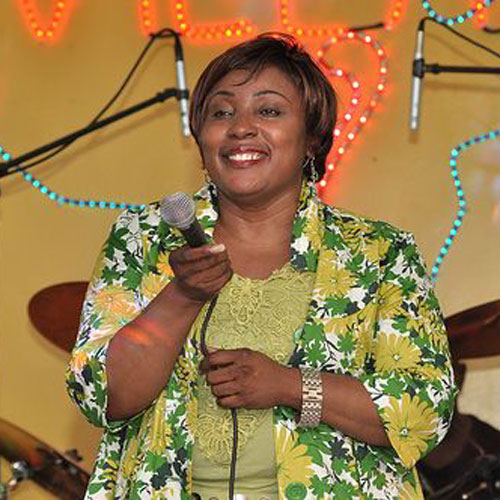 Charlotte Mbango:Camer.be