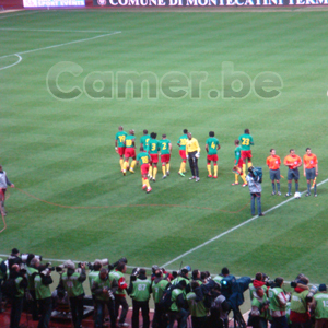 Lions Indomptables:Camer.be
