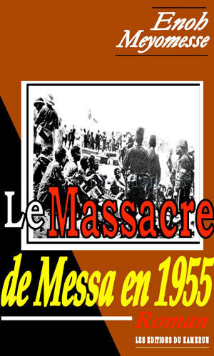 Livre Massacre Messa:Camer.be