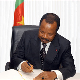 Cameroun - Discrimination : Paul Biya fait la part belle � la r�gion du Sud