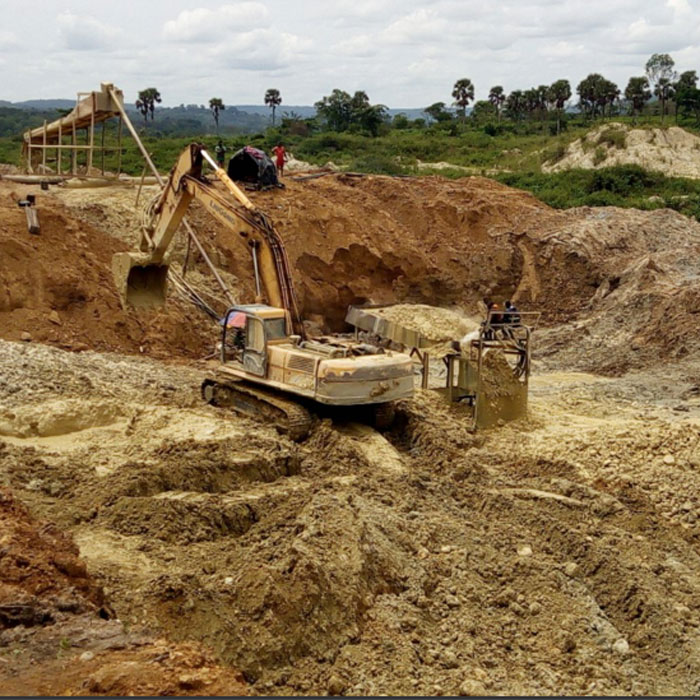 CAMEROUN :: WWF Initiates public dialogue on sustainable mining in Cameroon