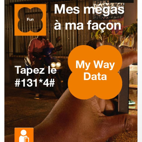 Orange Cameroun a une nouvelle offre : MY WAY DATA :: CAMEROON