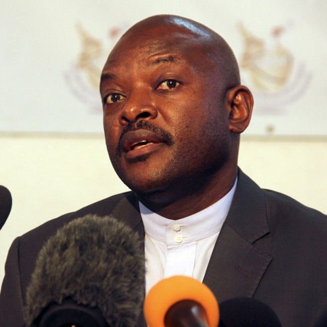 Le Burundi a officiellement notifi� � l'ONU son retrait de la CPI